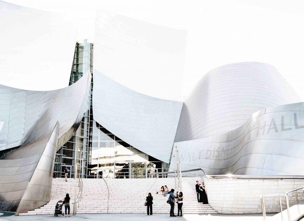 Die Walt Disney Concert Hall