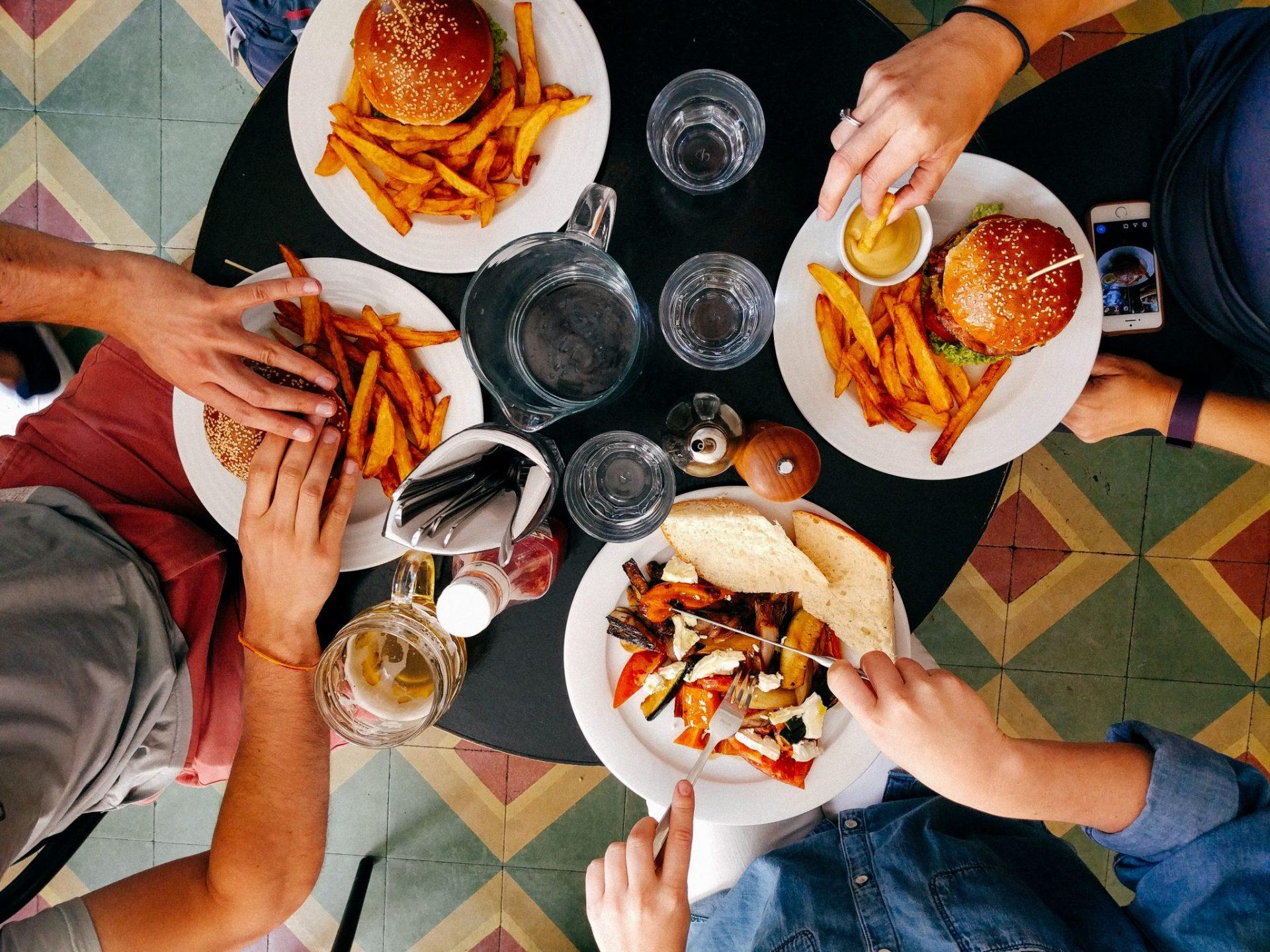 Die Amerikanische Esskultur Wie Isst Man In Den Usa