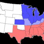 Amerikanischer Bürgerkrieg 1864