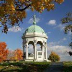 Denkmal zur Schlacht von Antietam in Maryland