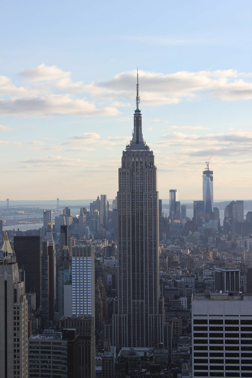 Empire State Building Das berühmte Wahrzeichen New Yorks