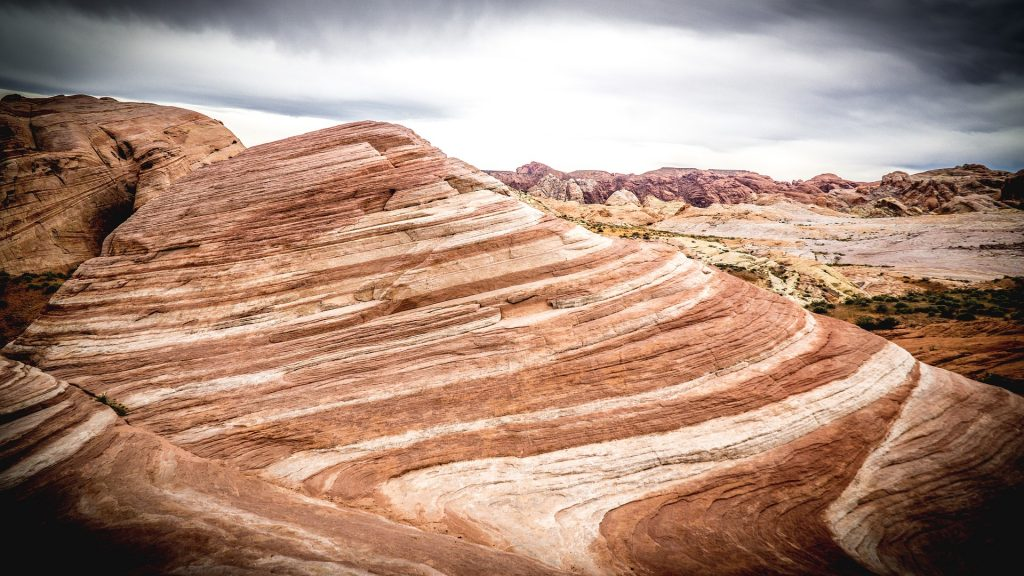 Fire Wave im Valley of Fire State Park
