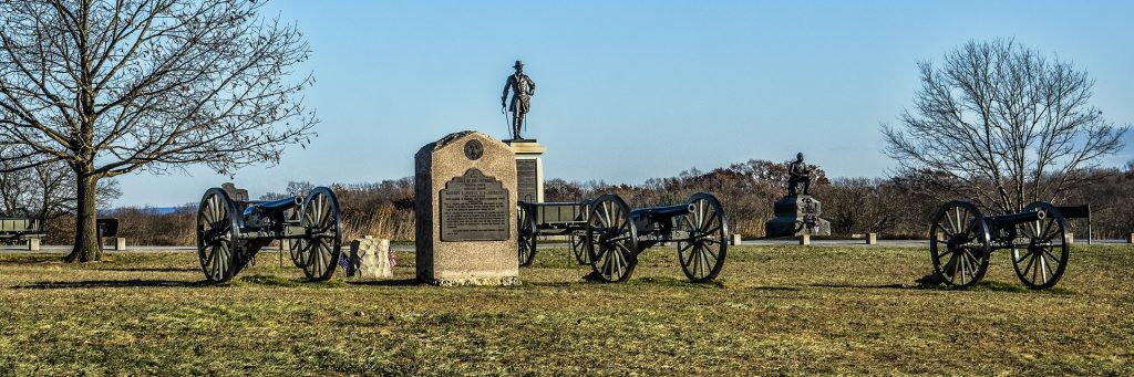 Denkmal: Schlacht von Gettysburg