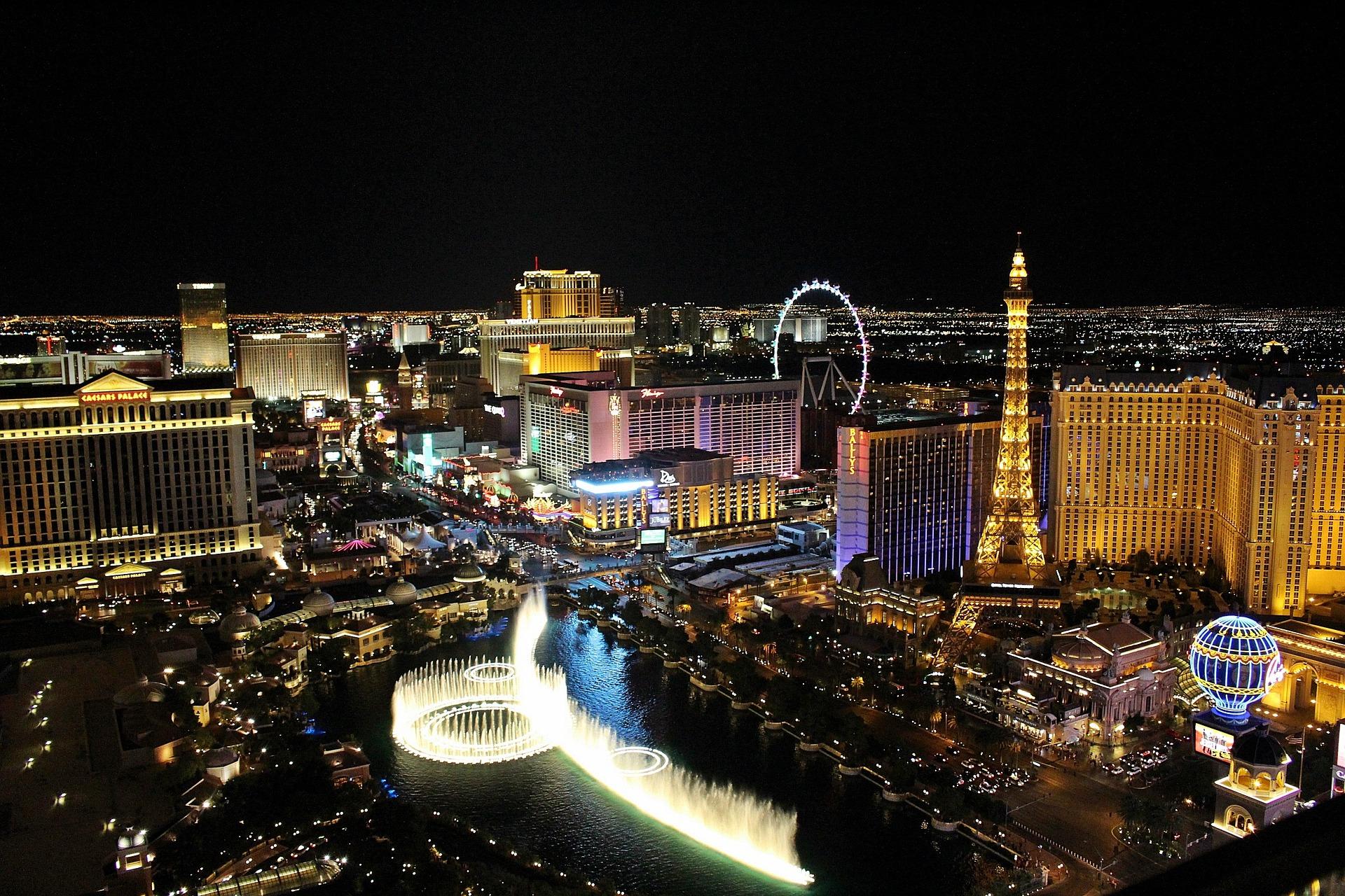 Las Vegas Einwohner