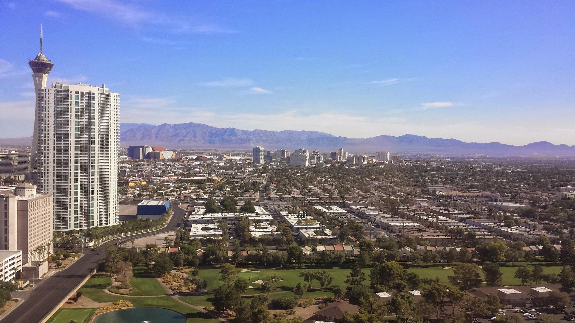 Wie Groß Ist Las Vegas