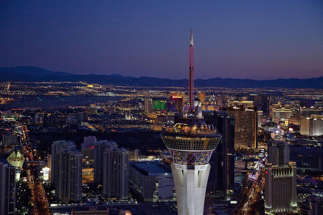 Las Vegas Wetter Oktober