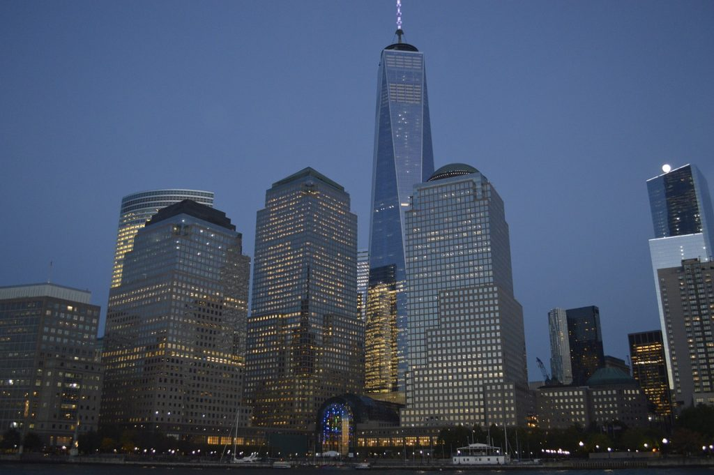 New York: One World Trade Center