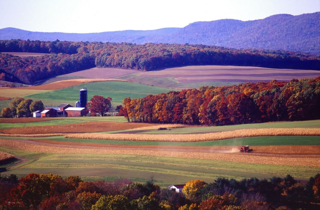 Pennsylvania Landschaft