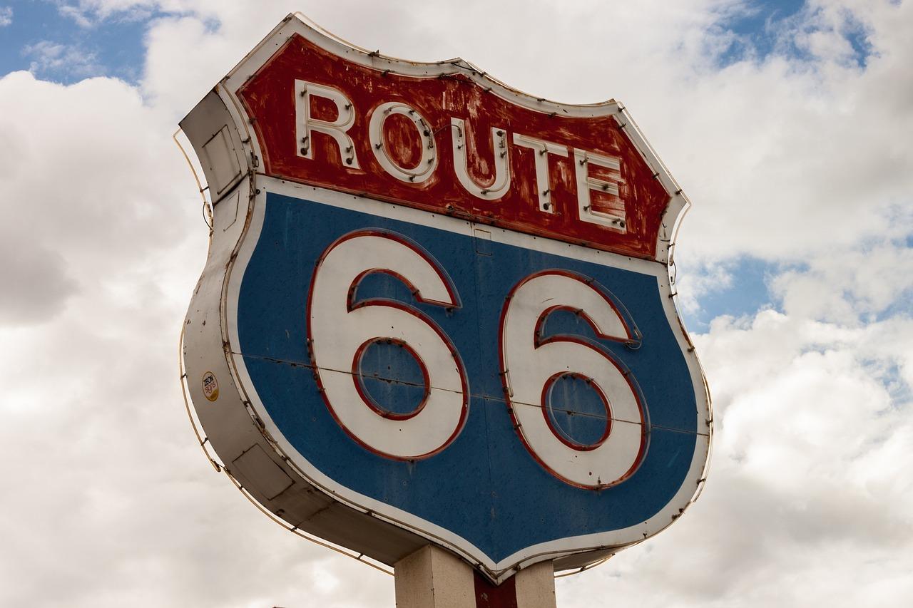route 66 kult und legende pur mit vielen attraktionen usa. Black Bedroom Furniture Sets. Home Design Ideas