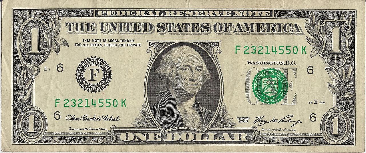 Die Wahrung In Den Usa Us Dollar Als Weltweite Leitwahrung