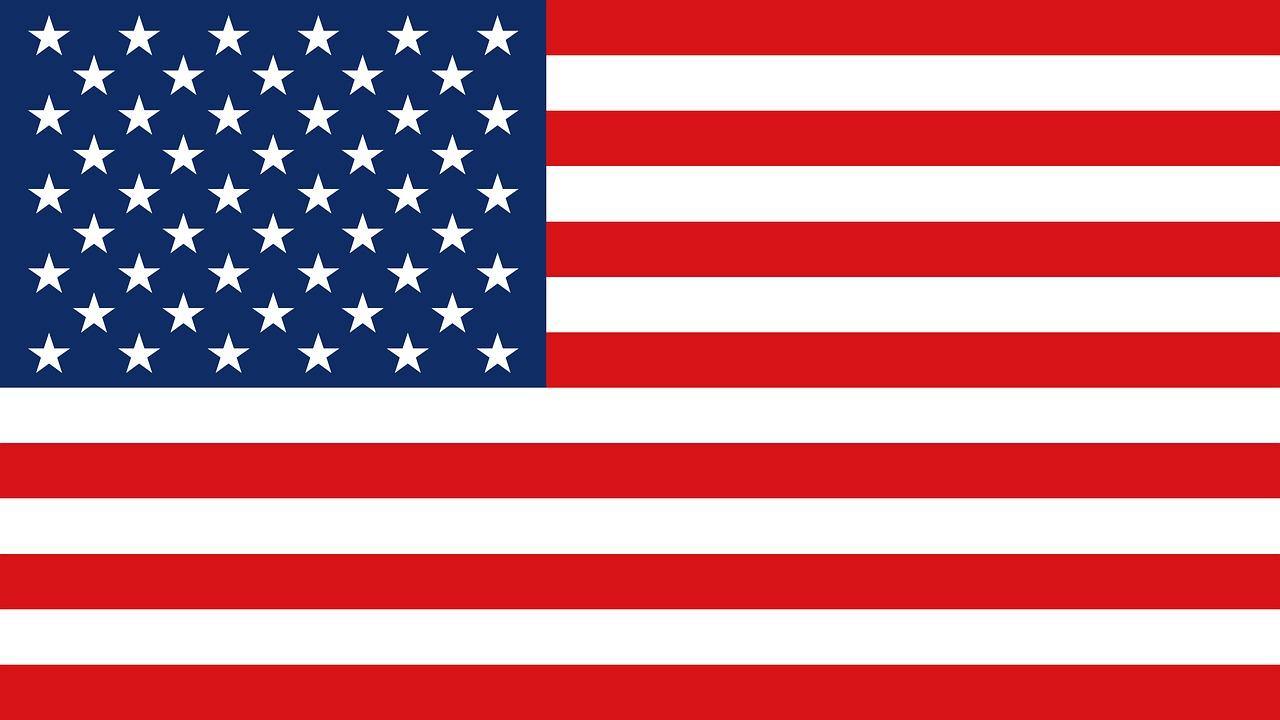 Usa Flagge Flagge Der Vereinigten Staaten Usa Info Net