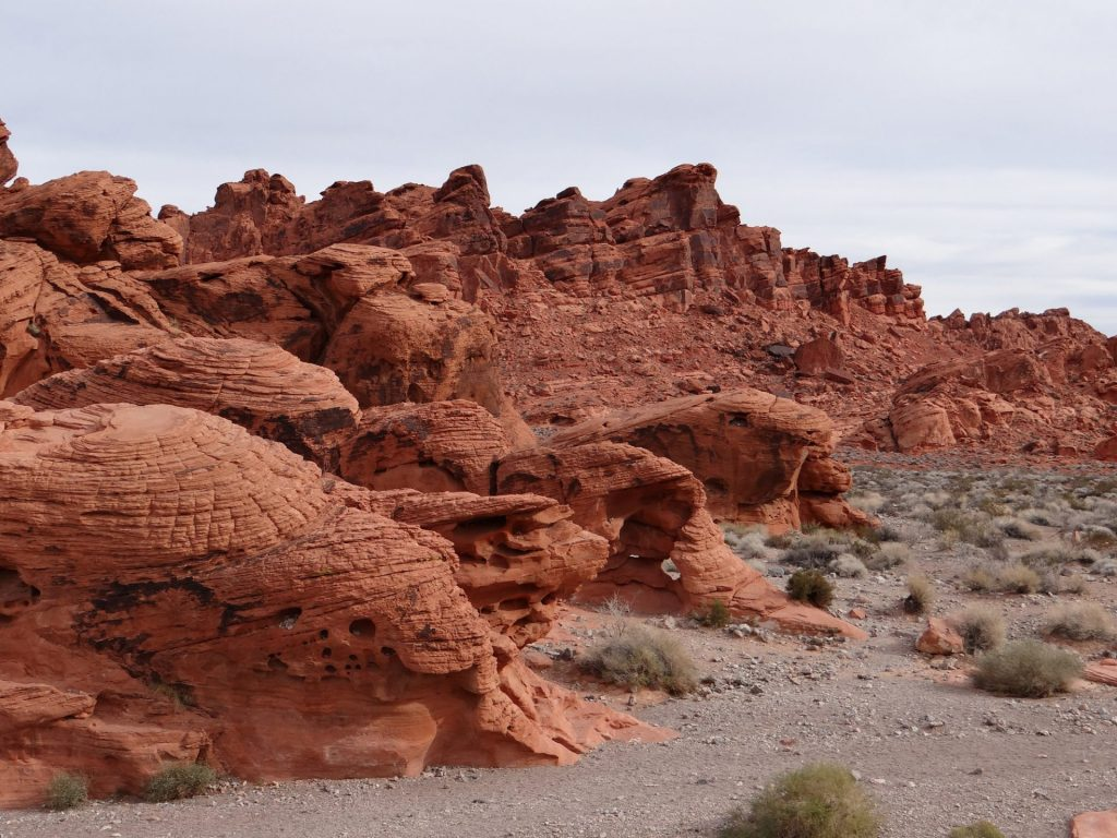 Beehive Formation im Valley of Fire